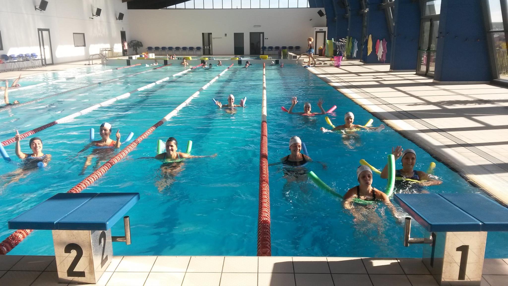 I nostri corsi piscina comunale - Piscina comunale livorno corsi acquagym ...